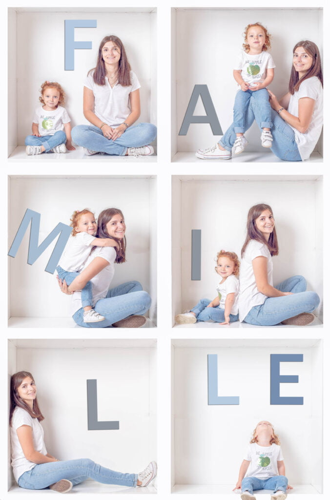 Galerie photos famille