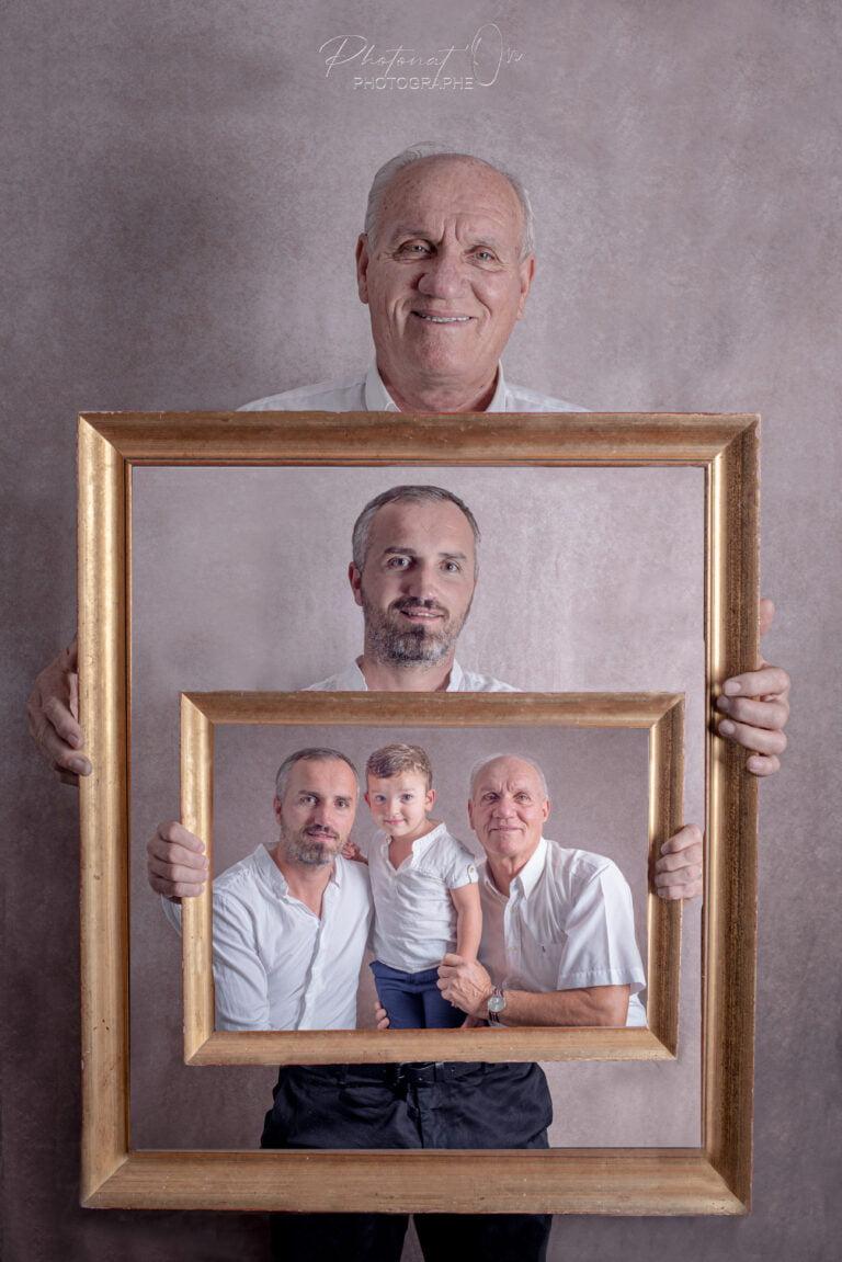 Galerie photos de Famille Studio